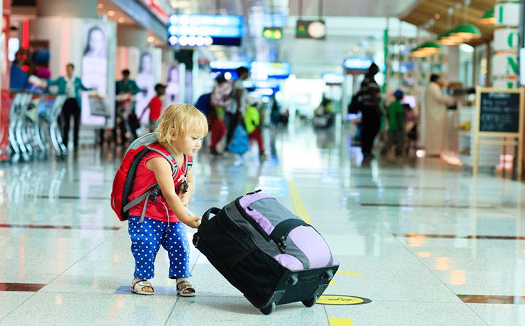 25 essentiële tips voor het reizen met kinderen