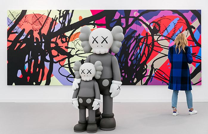 De Londense Frieze Art Fair mag je niet missen